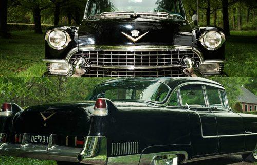 Cadillac verhuur
