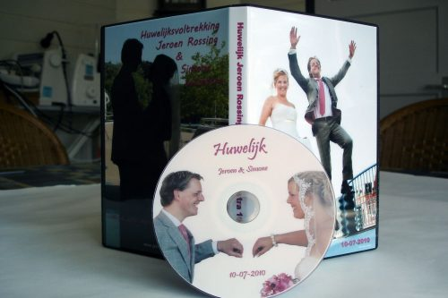 Je Trouwdag Op DVD